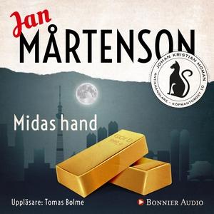 Midas hand (ljudbok) av Jan Mårtenson