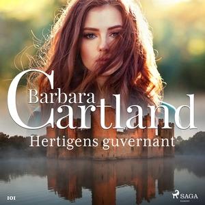 Hertigens guvernant (ljudbok) av Barbara Cartla
