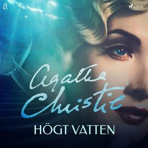 Högt vatten (ljudbok) av Agatha Christie