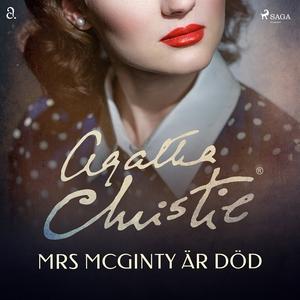 Mrs McGinty är död (ljudbok) av Agatha Christie
