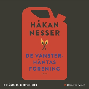 De vänsterhäntas förening (ljudbok) av Håkan Ne