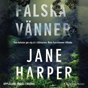Falska vänner (ljudbok) av Jane Harper
