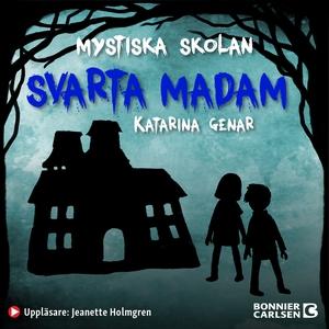 Svarta madam (ljudbok) av Katarina Genar