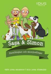 Hundlängtan och utomjordingar (e-bok) av Anna H