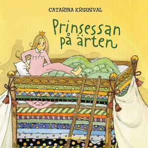 Prinsessan på ärten (e-bok) av Catarina Kruusva