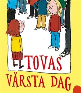 Tovas värsta dag (ljudbok) av Katrine Marie Gul
