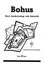 Minibok: Skildring av Bohus fästning år 1934 –