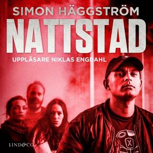 Nattstad: En sann historia (ljudbok) av Simon H