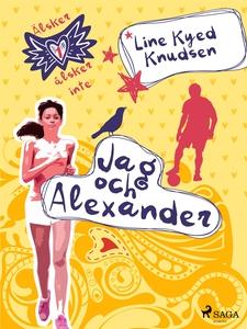 Älskar, älskar inte 1 - Jag och Alexander (e-bo