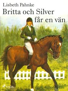 Britta och Silver får en vän (e-bok) av Lisbeth