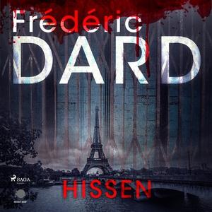 Hissen (ljudbok) av Frédéric Dard