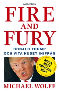 Fire and Fury: Donald Trump och Vita huset inif