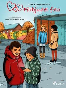 K för Klara 15 - Förbjudet foto (e-bok) av Line