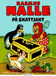 Rasmus Nalle på skattjakt (e-bok) av Carla Hans