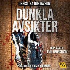 Dunkla avsikter (ljudbok) av Christina Gustavso