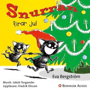 Snurran firar jul (ljudbok) av Eva Bergström