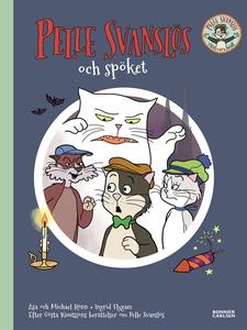 Pelle Svanslös och spöket (e-bok) av Gösta Knut