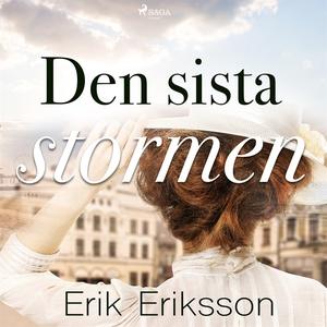 Den sista stormen (ljudbok) av Erik Eriksson