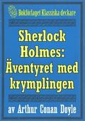 Sherlock Holmes: Äventyret med krymplingen – Återutgivning av text från 1893