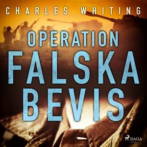 Operation Falska bevis (ljudbok) av Charles Whi