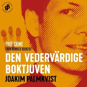 Den vedervärdige boktjuven (ljudbok) av Joakim