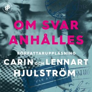 Om svar anhålles (ljudbok) av Carin Hjulström,