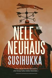 Susihukka (e-bok) av Nele Neuhaus