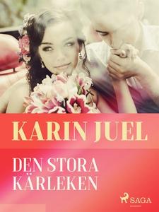 Den stora kärleken (e-bok) av Karin Juel