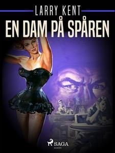 En dam på spåren (e-bok) av Larry Kent