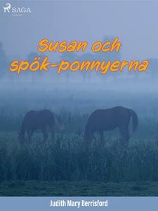 Susan och spök-ponnyerna (e-bok) av Judith M. B