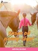 Susan på ponny-läger