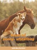 Susan på ponny-utställning