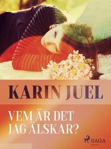 Vem är det jag älskar? (e-bok) av Karin Juel