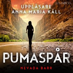 Pumaspår (ljudbok) av Nevada Barr