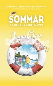 Sommar på den lilla ön i havet (e-bok) av Jenny
