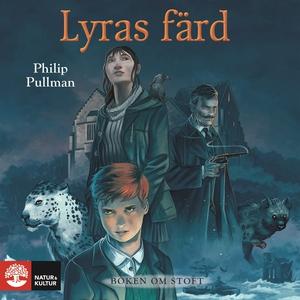 Boken om stoft : Lyras färd (ljudbok) av Philip