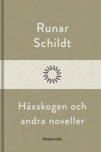 Häxskogen och andra noveller (e-bok) av Runar S