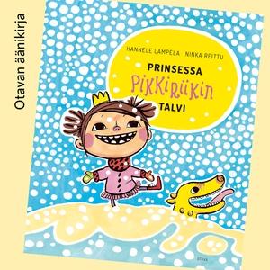 Prinsessa Pikkiriikin talvi (ljudbok) av Hannel