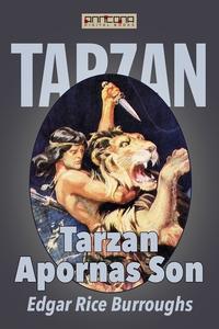 Tarzan, Apornas Son (e-bok) av Edgar Rice Burro