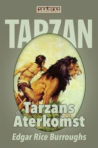 Tarzans Återkomst (e-bok) av Edgar Rice Burroug
