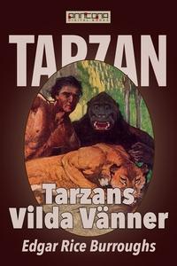 Tarzans Vilda Vänner (e-bok) av Edgar Rice Burr