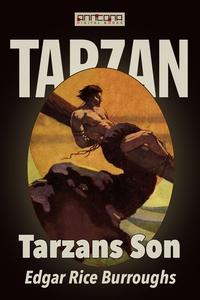 Tarzans Son (e-bok) av Edgar Rice Burroughs