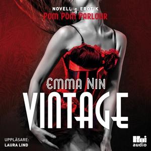 Vintage (ljudbok) av Emma Nin