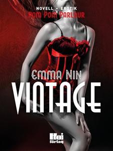 Vintage (e-bok) av Emma Nin