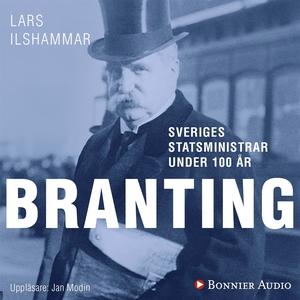Sveriges statsministrar under 100 år. Hjalmar B