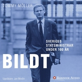 Sveriges statsministrar under 100 år. Carl Bildt