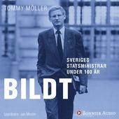 Sveriges statsministrar under 100 år. Carl Bildt