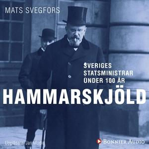Sveriges statsministrar under 100 år. Hjalmar H
