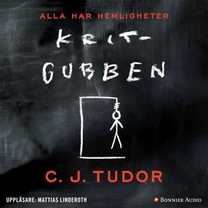 Kritgubben (ljudbok) av C J Tudor