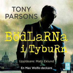 Bödlarna i Tyburn (ljudbok) av Tony Parsons